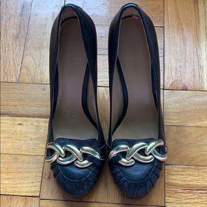 Nine West Chain Heels